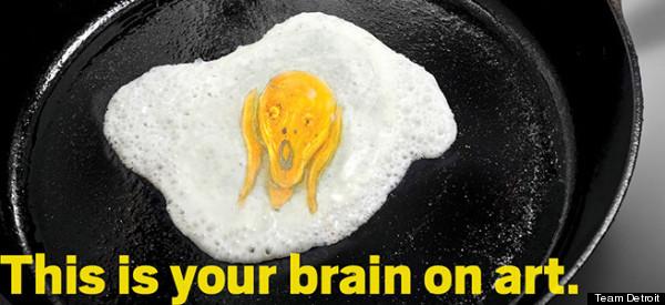 brain on art creative studies