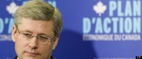 HARPER GOVERNMENT AD SPENDING ECONOMIC ACTION PLAN