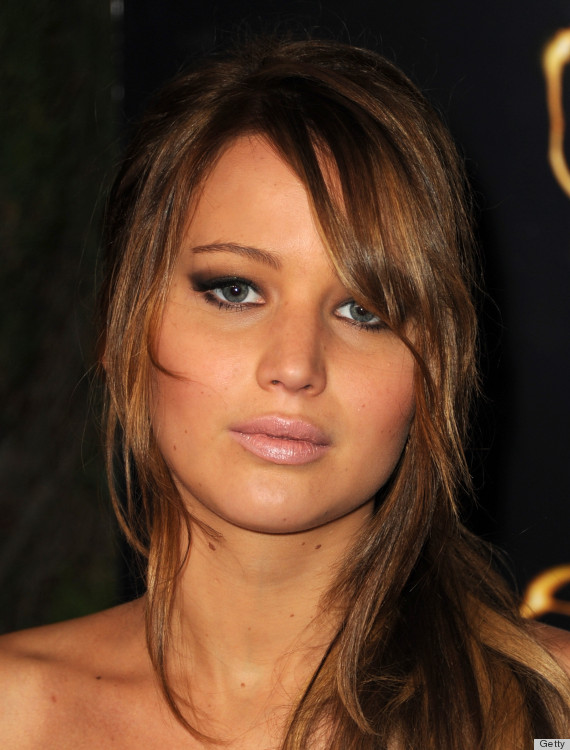 Jennifer Lawrence's Tan At Oscar Nominees Luncheon Is Distracting