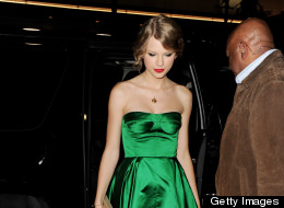 Taylor Swift's Shoes Help Set World Record In D.C.
