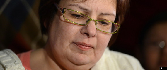 THERESA SPENCE ATTAWAPISKAT