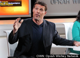 WATCH: Tony Robbins: 'There Are 4 Kinds Of Love'