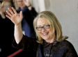 Hillary Clinton Launches Website