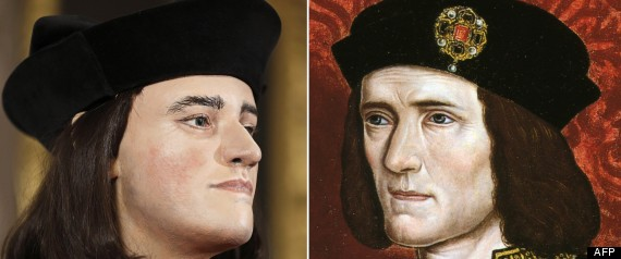 Modelisation Richard Iii