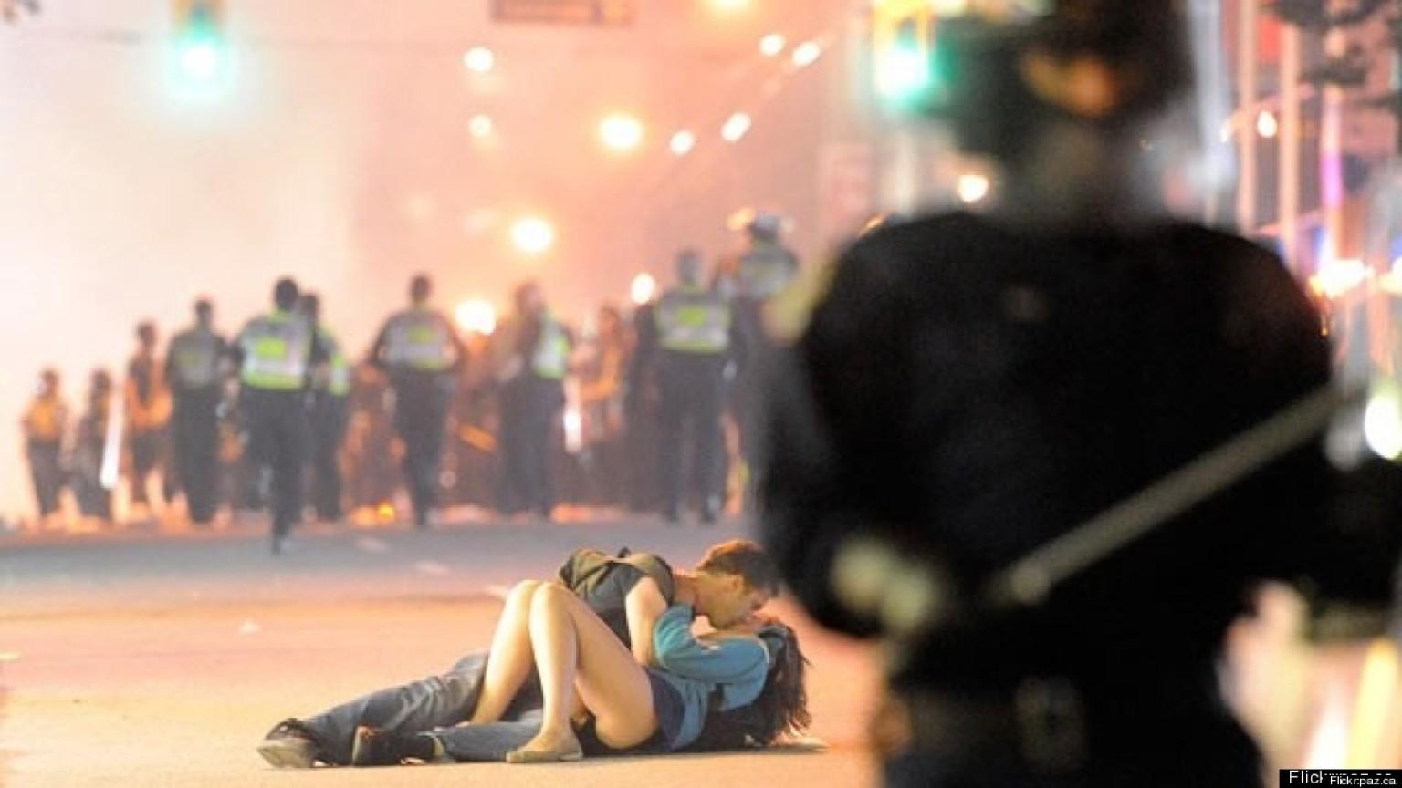 Секс с полиции на улице 10 фотография