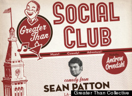 Greater Than Social Club Mixes Music And Comedy