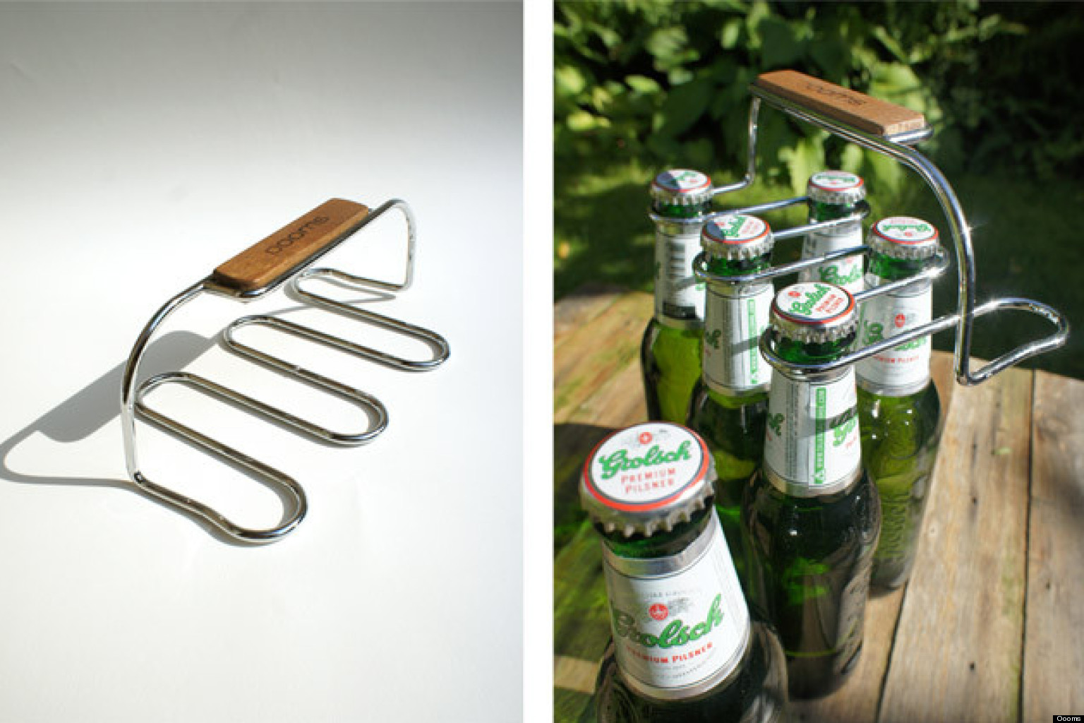 Carry Your Six Pack In Style Huffpost