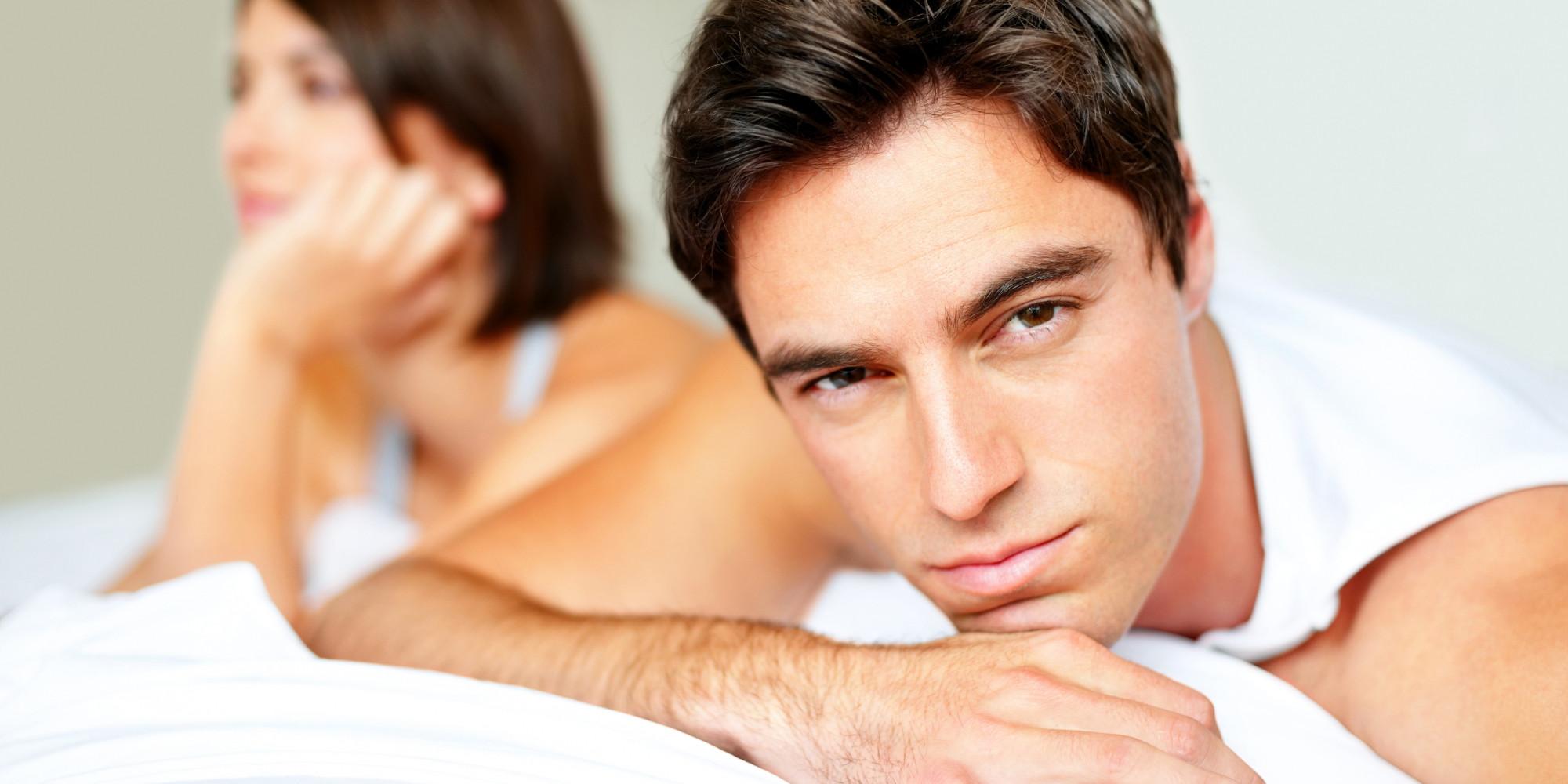 Почему мужчины боятся секса 4 фотография