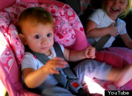 WATCH: Only Gangnam Style Can Wake Up This Baby