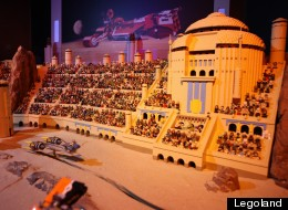 PICS: Lego's New Star Wars Theme Park In Manchester Is Amazing