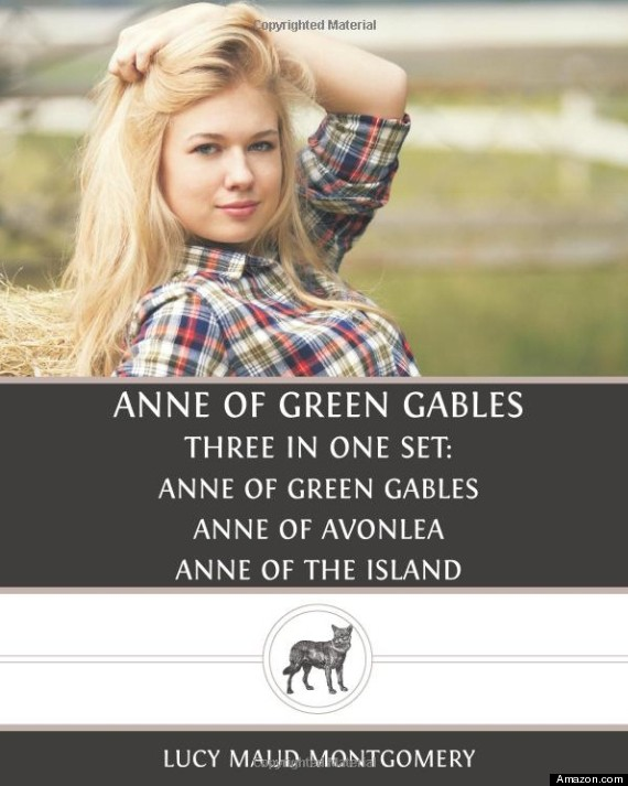 anne of green gables blond