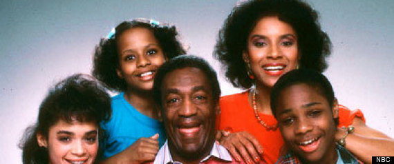 THE COSBY SHOW GUYS WITH KIDS