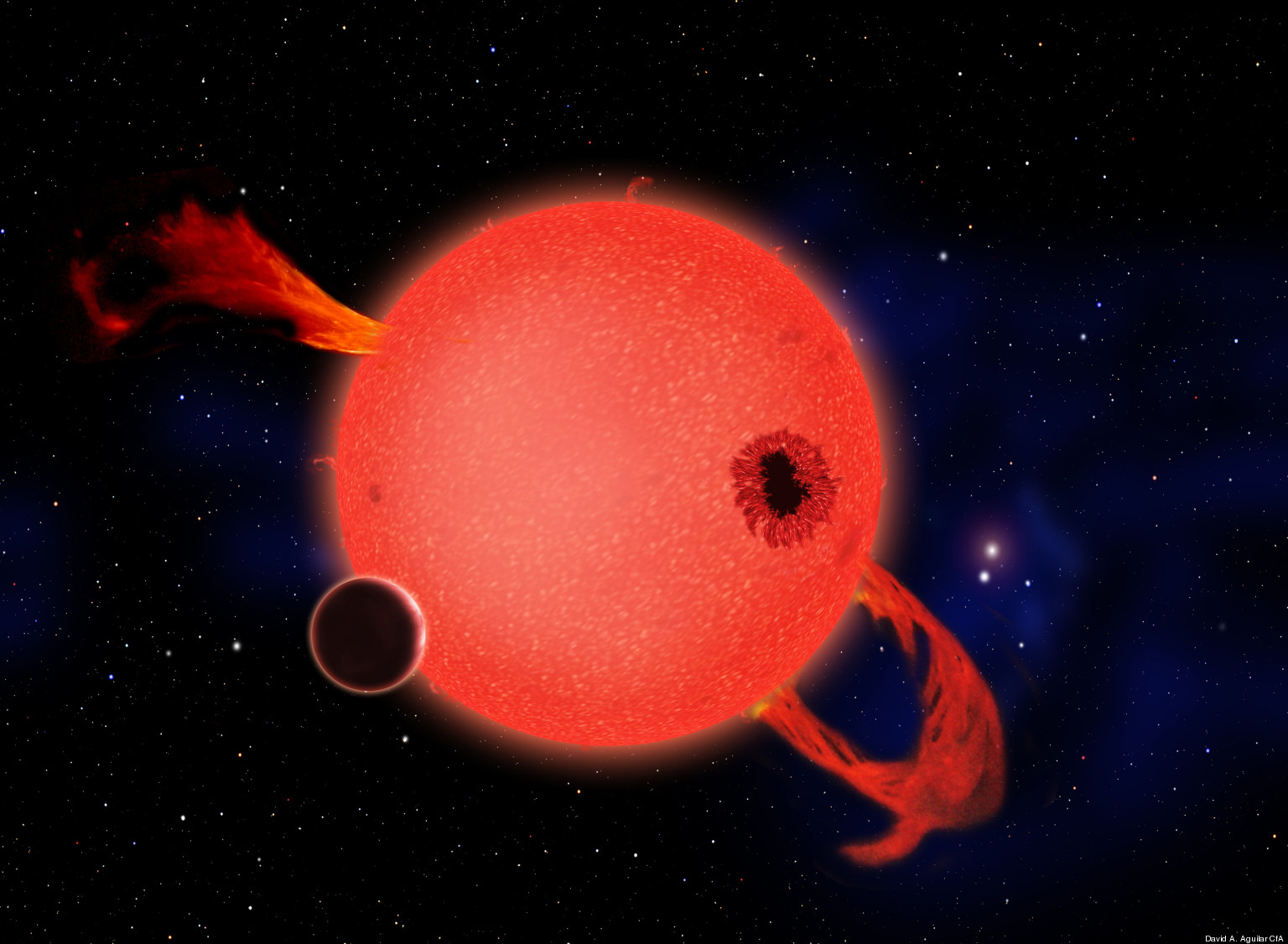 billions of planets like earth - photo #21