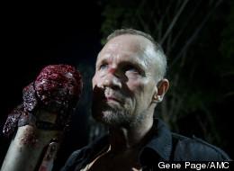 EXCLUSIVE: Grim 'Walking Dead' Photos