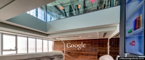 L 39 Ufficio Di Google A Tel Aviv Un Paese Delle Meraviglie