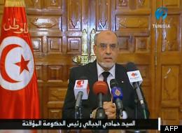 Le premier ministre tunisien annonce la formation d'un gouvernement de technocrates