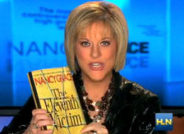 "Nancy Grace Discusses New Semi-Autobiographical Novel: Character ""A"