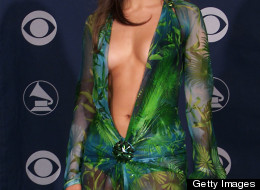 Grammys Nudity