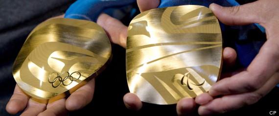 CANADA GOLD MEDALS SOCHI