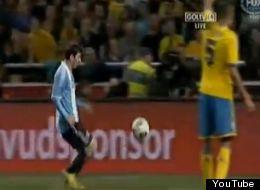 Messi Golazo