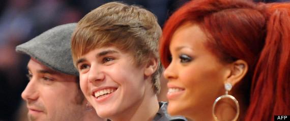 Bieber Rihanna
