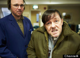 'Derek' Handed Second Series