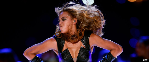 BEYONCE PHOTOS SUPER BOWL