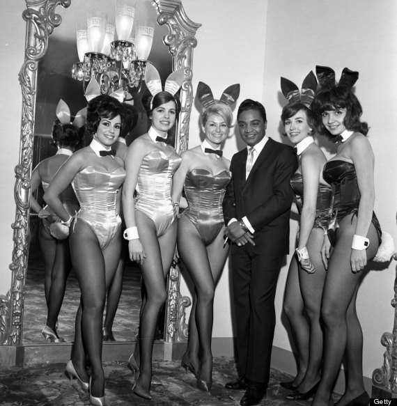 Zelda Wynn Valdes Black Fashion Designer Who Created The Playboy Bunny Outfit Photos Huffpost