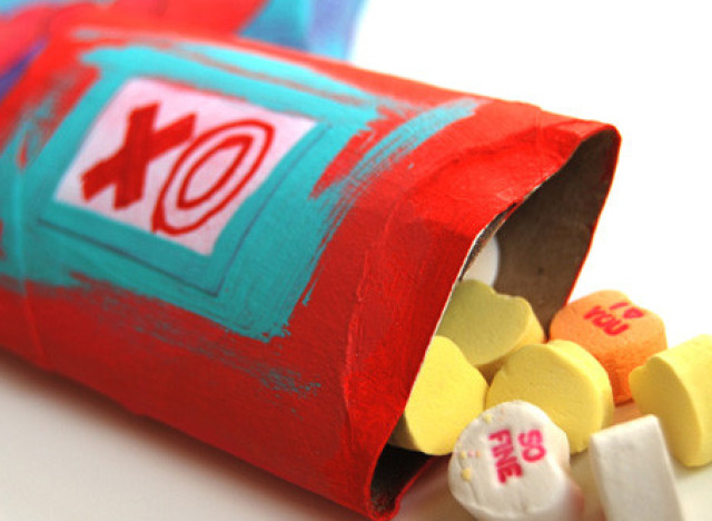 Valentine S Day Ideas Upcycled Candy Boxes Huffpost Life