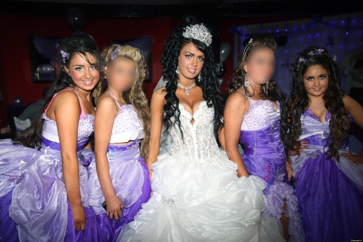 Big Fat Gypsy Wedding' Valentine's Special: First Look Pictures ...