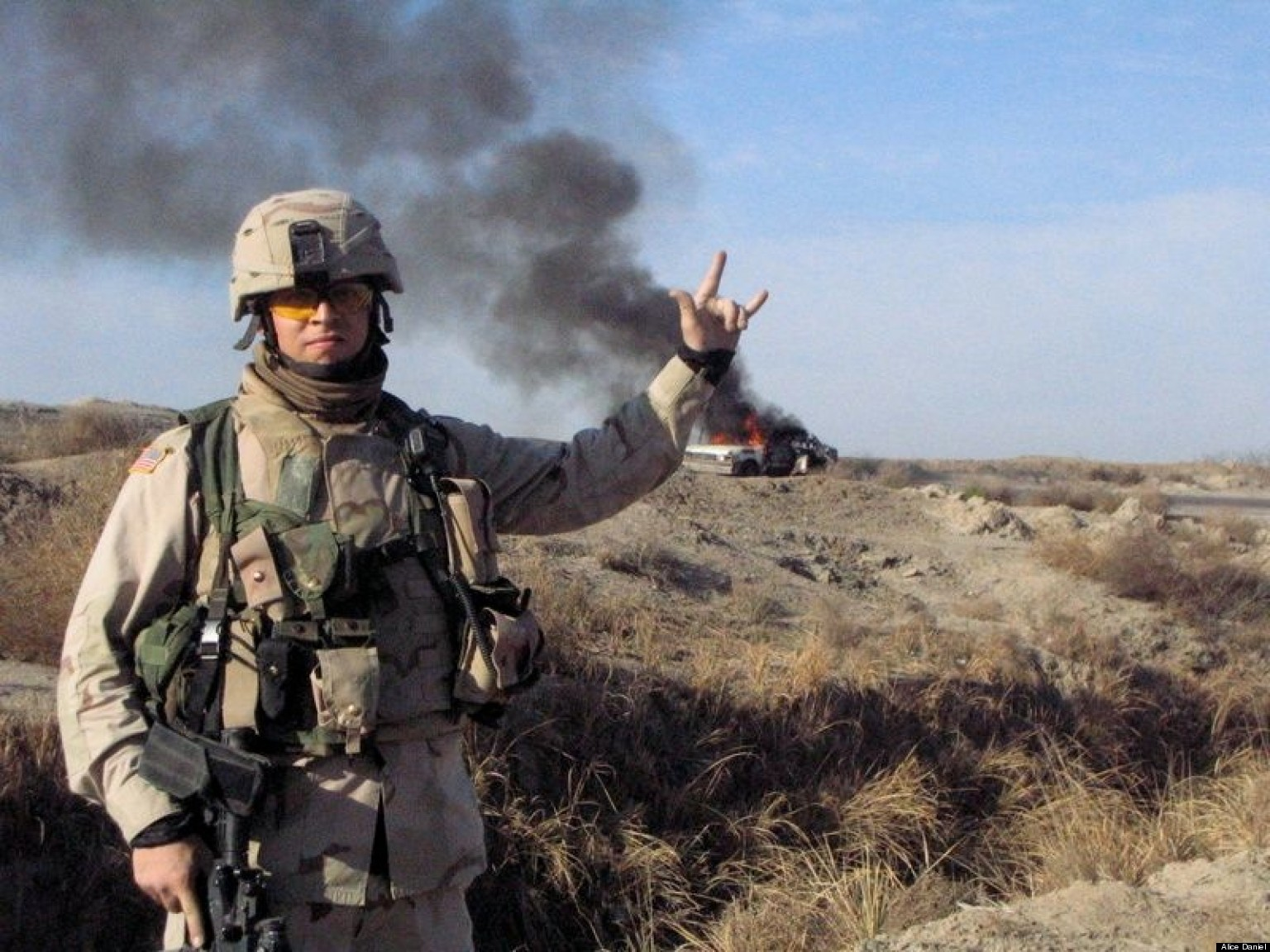 Gulf War Syndrome Other Illnesses Among Veterans May Be