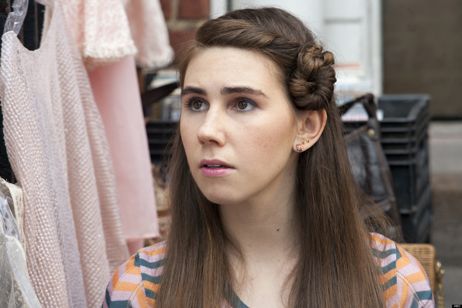 Lena Dunham Would Kill Off Shoshanna On 'Girls'