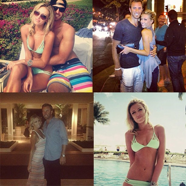 paulina gretzky dustin johnson