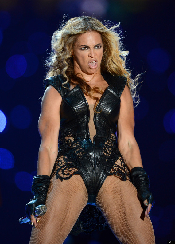 Beyonce, 2013 Superbowl Halftime Show, Superbowl Performance