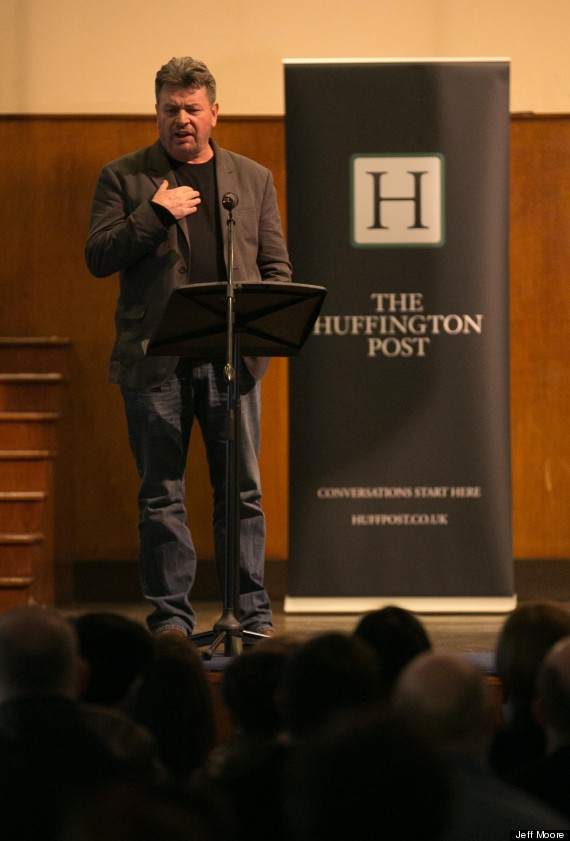 huff post deabate david aaronovitch