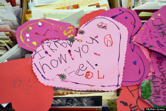 letters to newtown