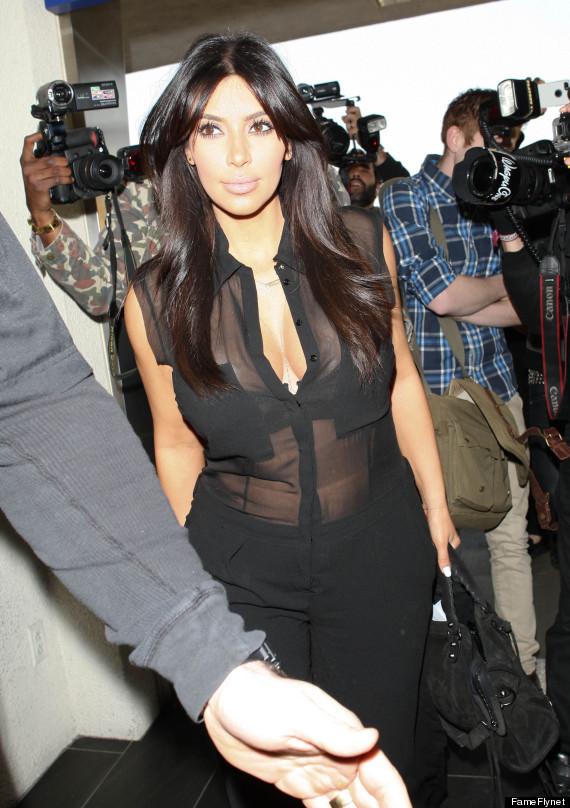 kim kardashian sexy maternity
