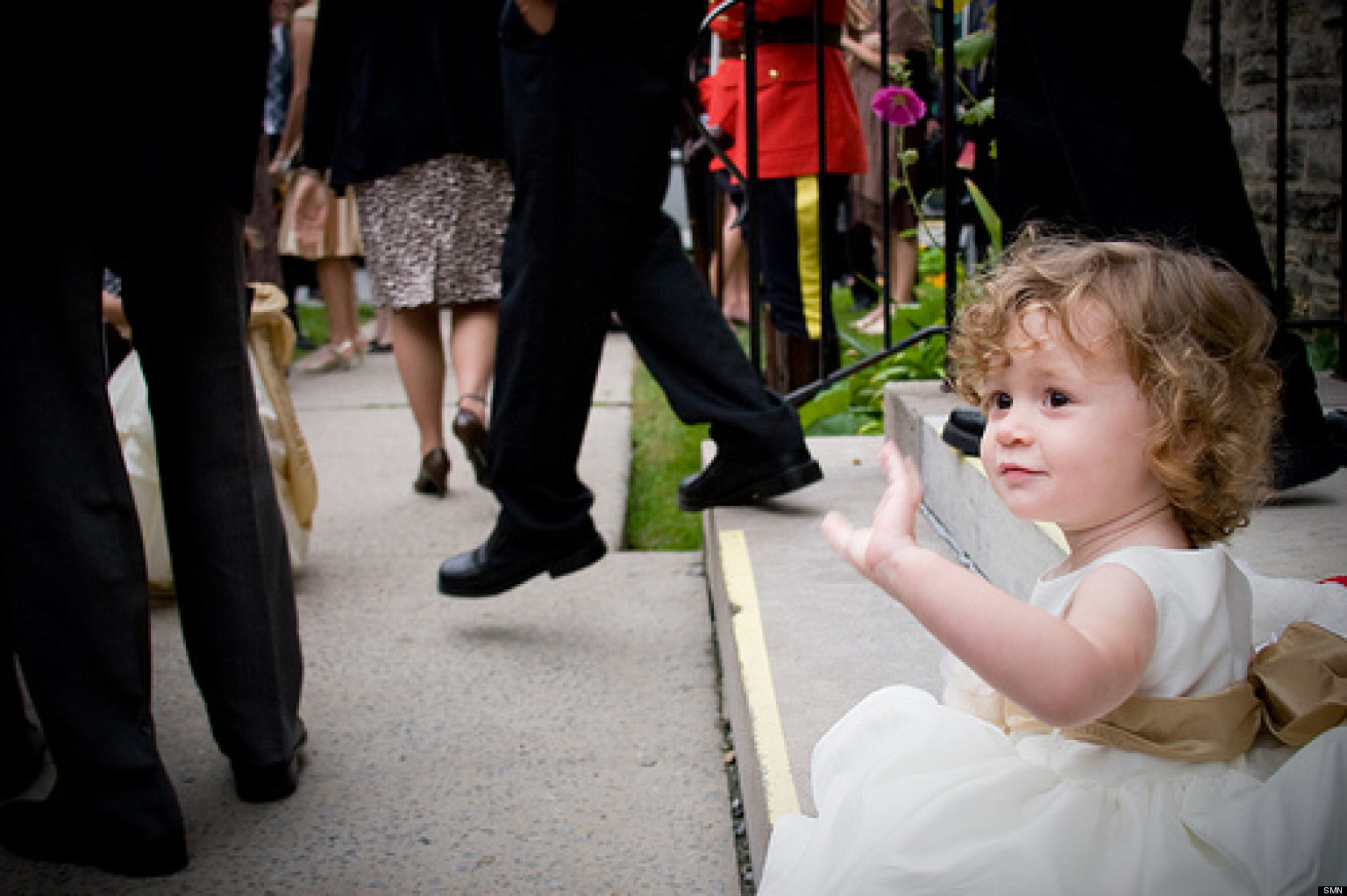 Sanskrit Of The Vedas Vs Modern Sanskrit: Kids At Weddings: Adorable Photos Of Kid Wedding Guests