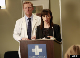 Constance Zimmer Talks Shaking Up 'Grey's,' Playing The Bitch & More