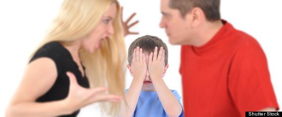 hijos divorcio
