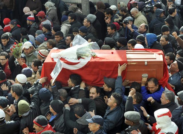 greve generale tunisie