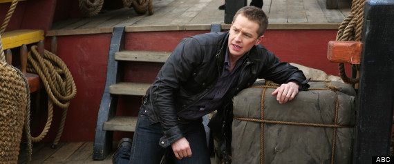 ONCE UPON A TIME JOSH DALLAS