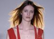 Model Suffers Nip Slip On Runway At Edun Fashion Week Show (NSFW PHOTOS)