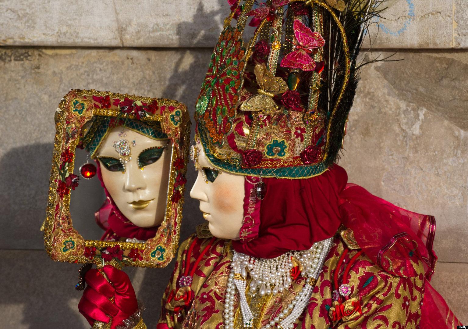 Disfraces 2013 las m scaras del carnaval de venecia fotos - Disfrazes para carnaval ...