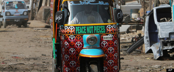 PEACE RICKSHAWS