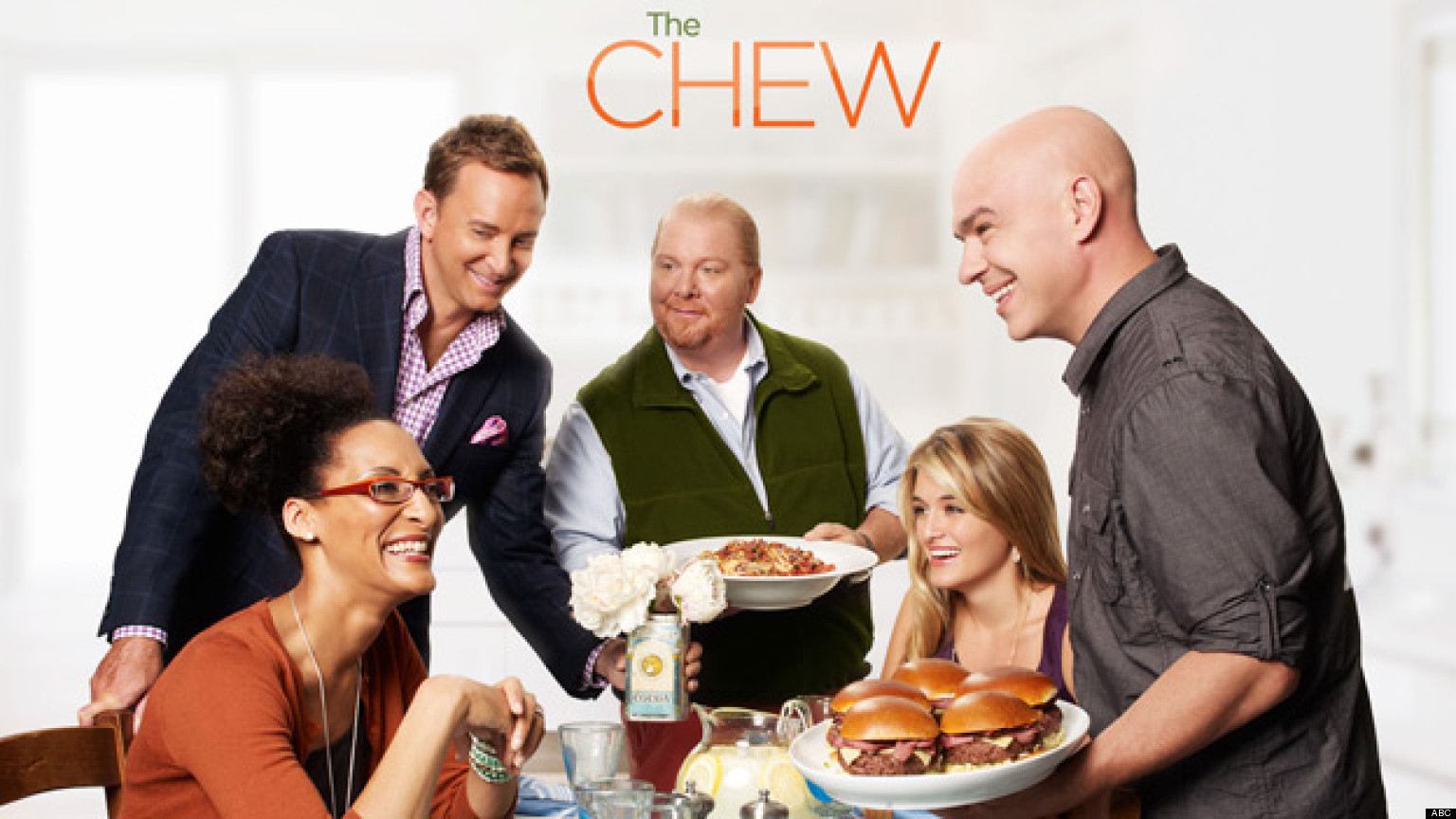 The Chew Cast the chew' enjoys highest ratings in show's history | huffpost