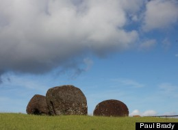 PHOTOS: Easter Island's Crown Quarry