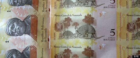 BOLIVAR VENEZUELA