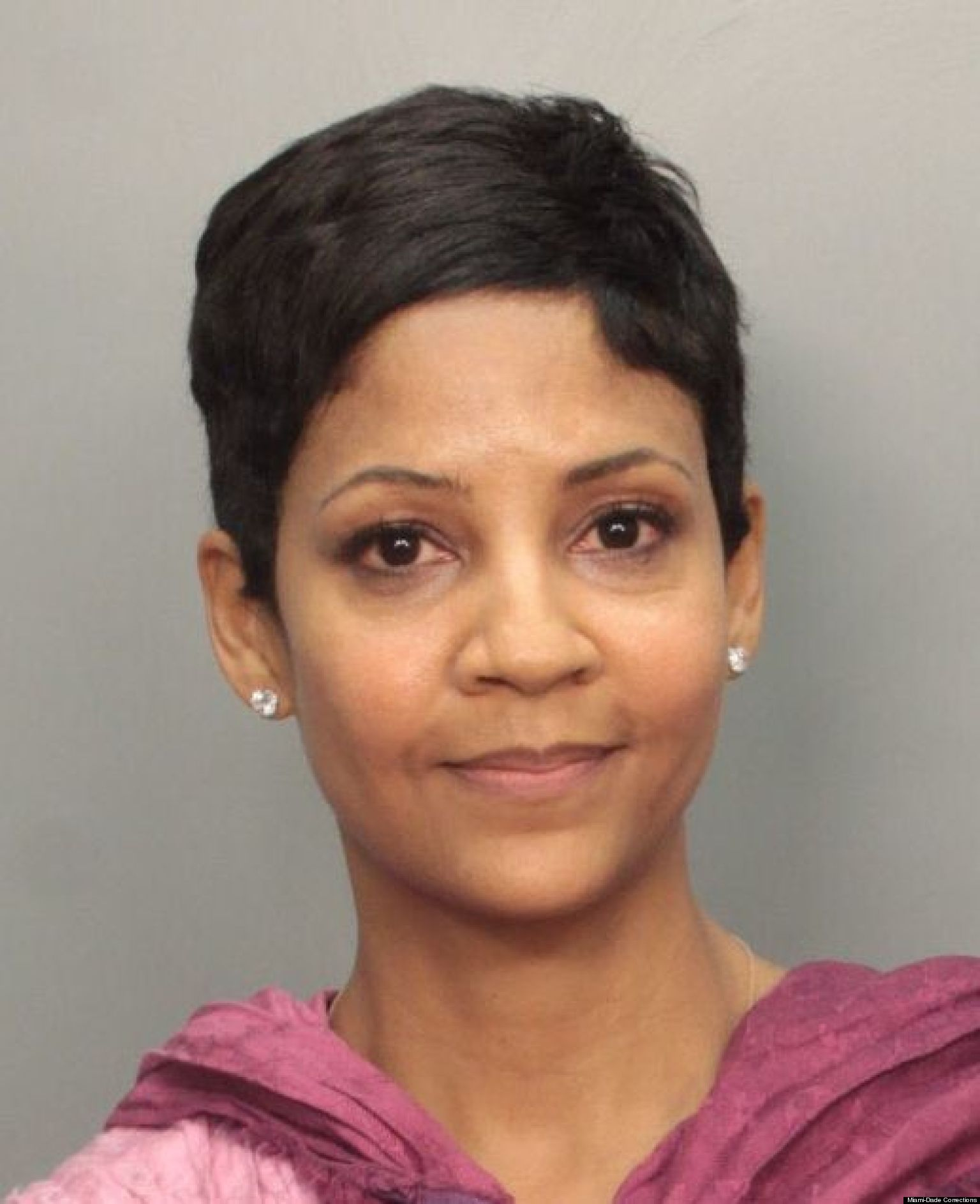 Tracy Mourning Arrested For DUI Near Miami (PHOTO ...