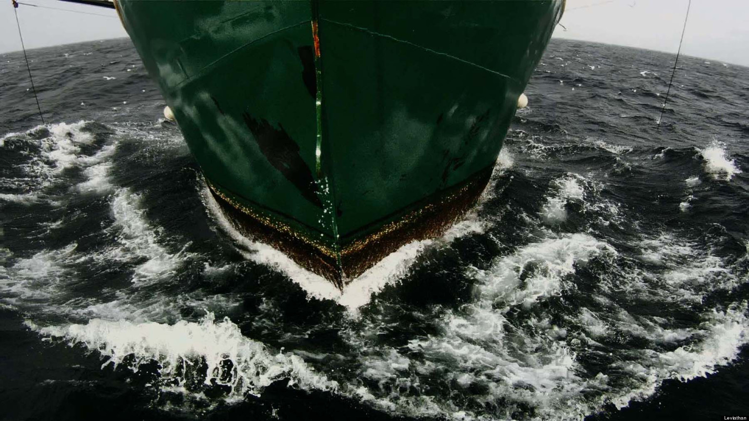 Leviathan Movie Trailer Is Gritty Intense Video Huffpost